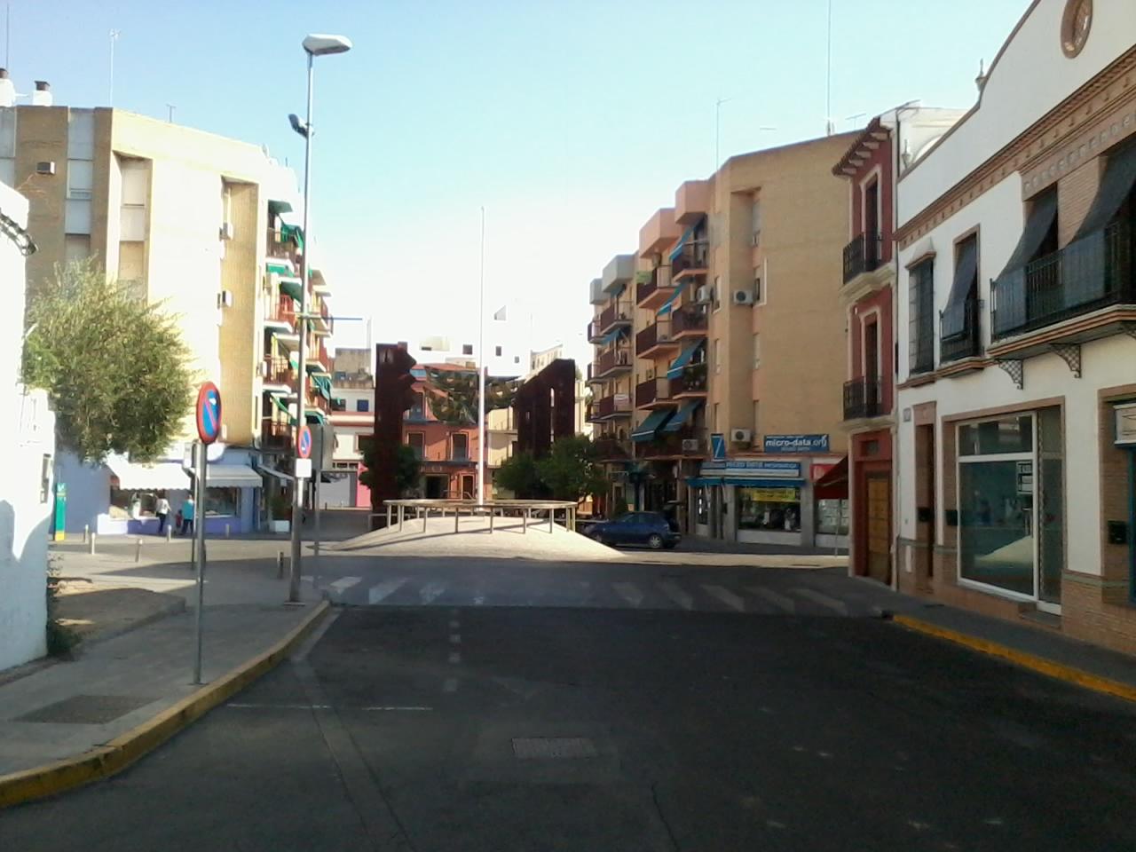 Plaza de la Almazara