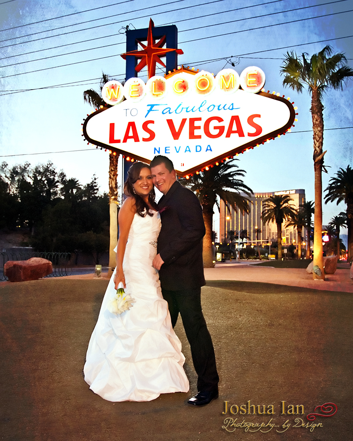 Joshua ian photography by design las vegas wedding for Las vegas wedding online