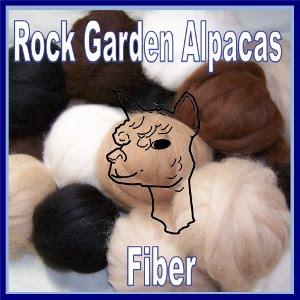 Rock Garden Alpacas Fiber