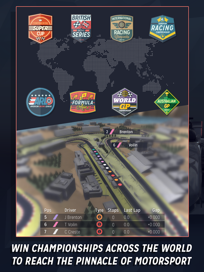 Motorsport Manager v1.1.3 Apk Obb Android