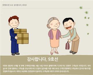 Terima Kasih Dalam Bahasa Korea
