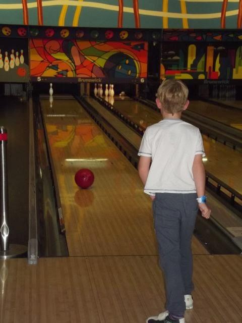 Butlins Bognor Bowling