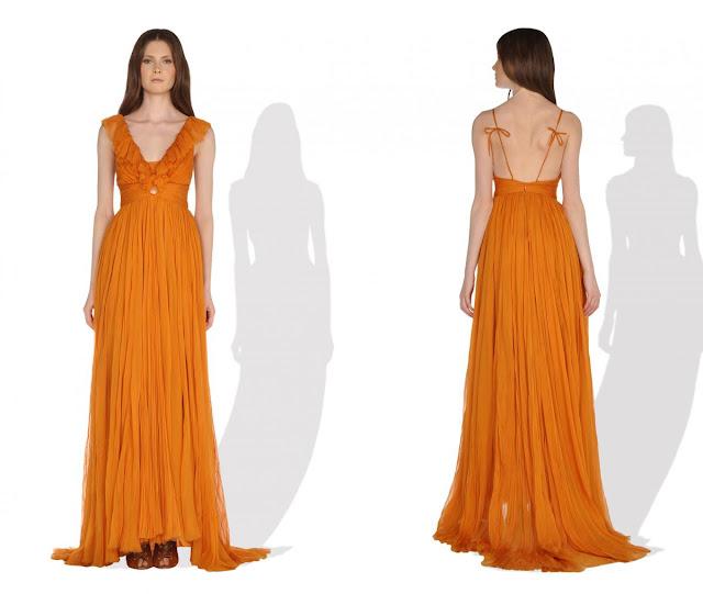 Шьем длинное платье в пол