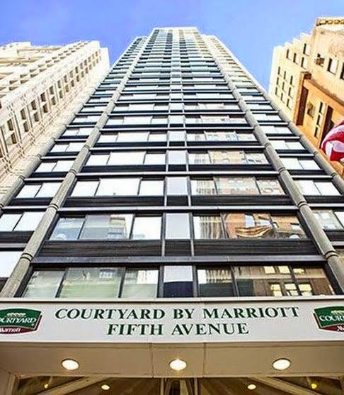 Hoteles en Nueva York - Courtyard New York Manhattan/Fifth Avenue