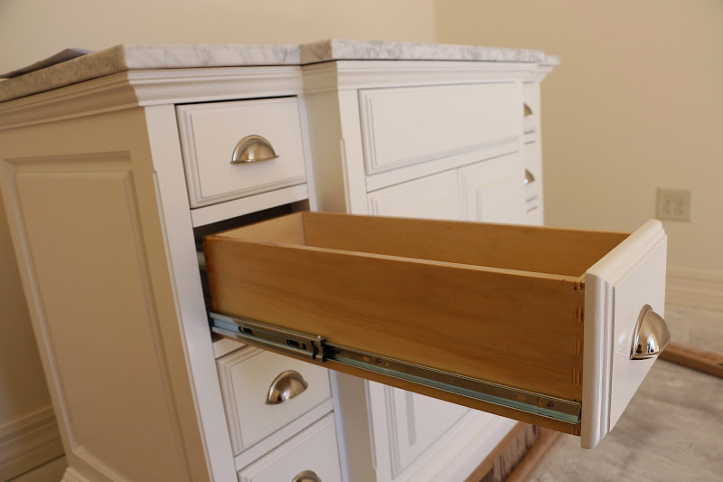 Allen + Roth Vanover vanity from Lowe's title=