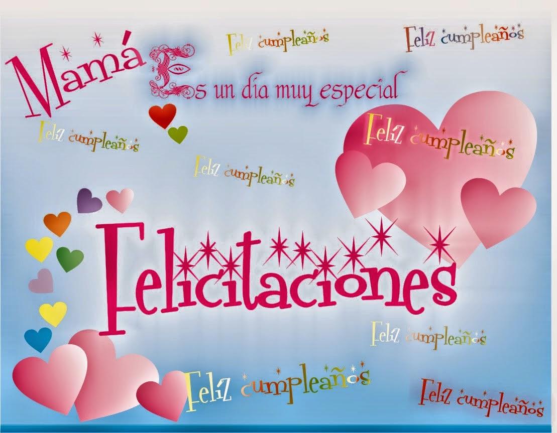 FELIZ CUMPLEAÑOS MAMI - Originales mensajes de cumpleaños a mi ...