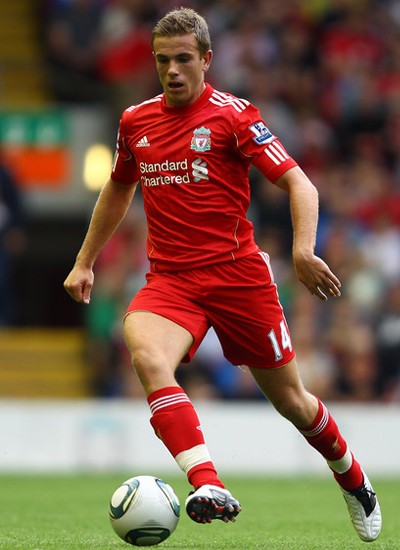 Jordan Henderson Liverpool 2011, Lucas believes Henderson  will be a success in Liverpool