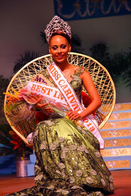 Miss Caribbean Culture 2013