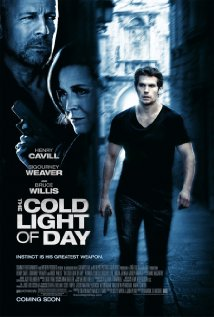 The Cold Light Of Day (2012) BRrip 720p 500MB