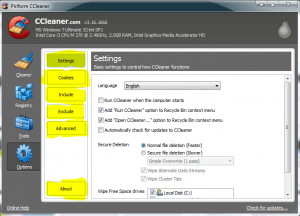 How To Use Ccleaner to Fix Computer Error 7