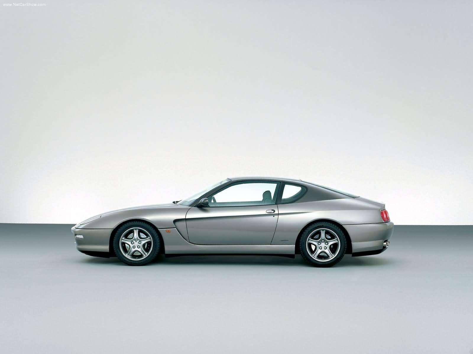 Hình ảnh siêu xe Ferrari 456M GT Scaglietti 2002 & nội ngoại thất