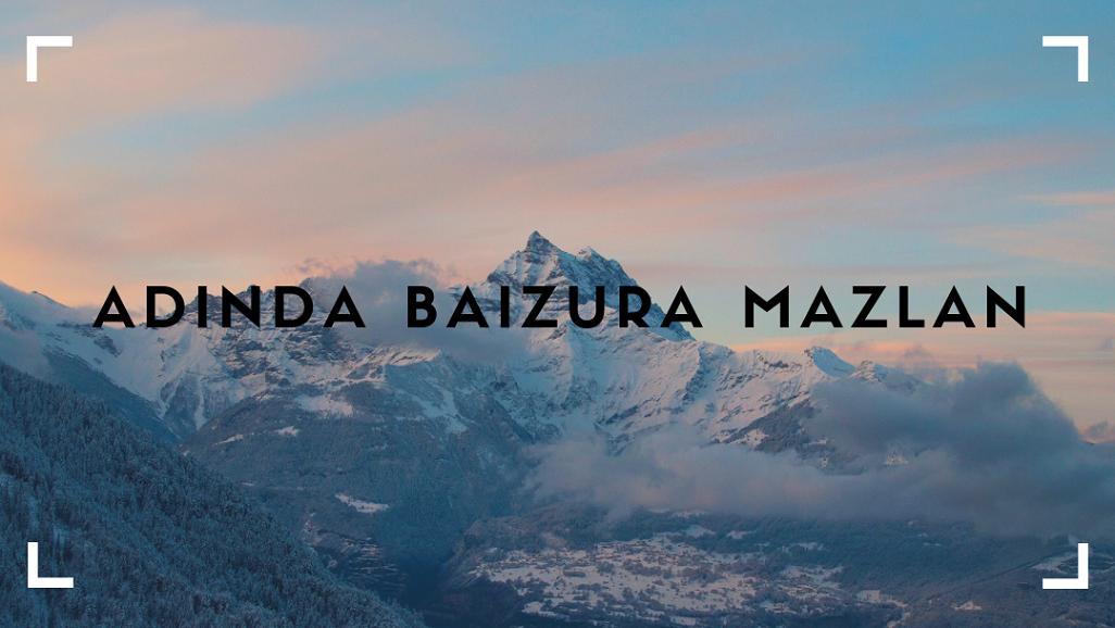 Adinda Baizura Mazlan