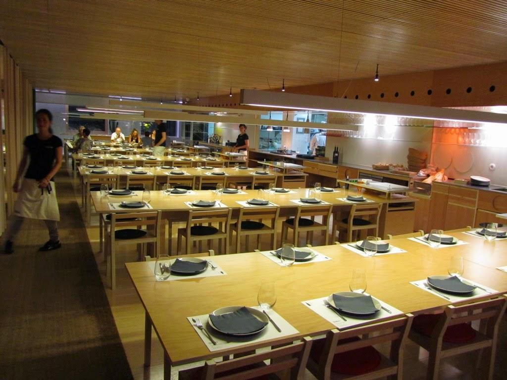 Urbina vinos blog el restaurante tondeluna de francis for Decoracion logrono
