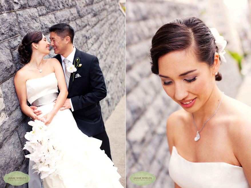Mark Hopkins Hotel Wedding Photos  Choco Studio