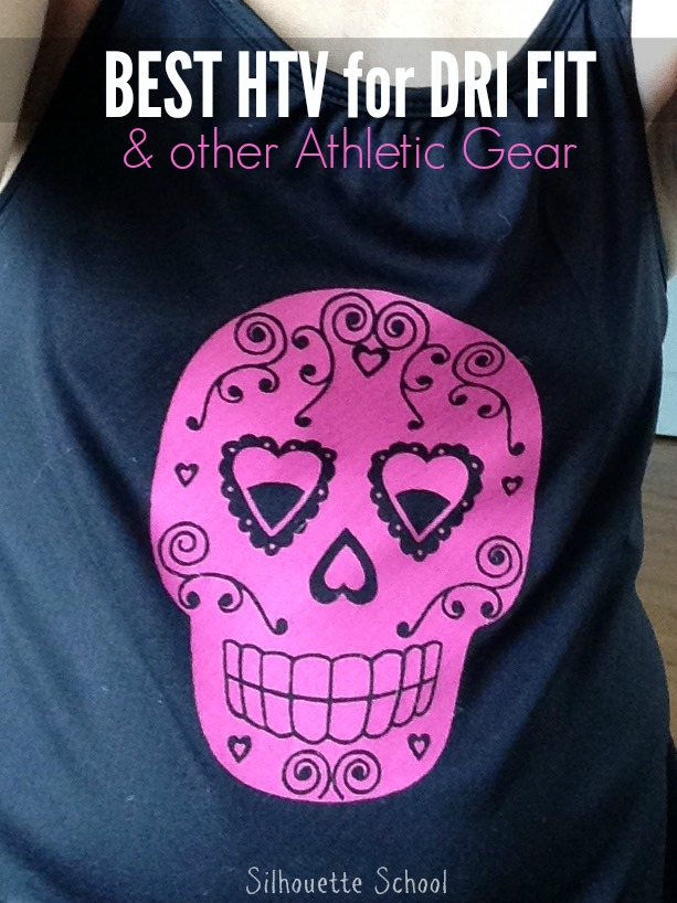 Best Heat the best heat transfer vinyl on dri fit and other athletic gear is