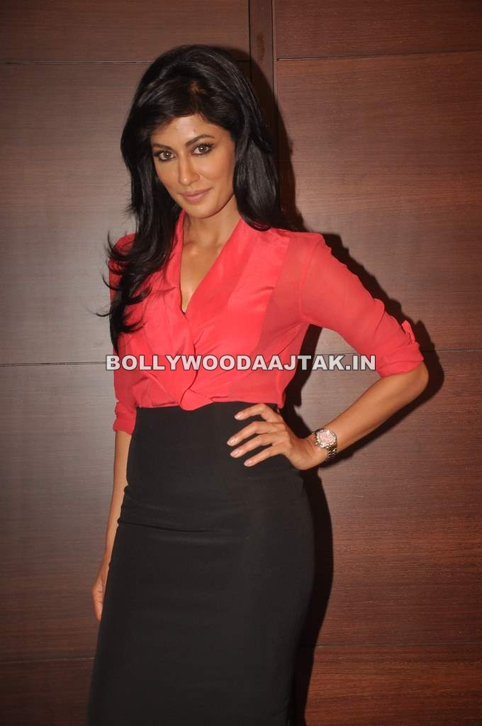 Chitrangada Singh1 - Red HOT Chitrangda Singh Desi Boyz music launch