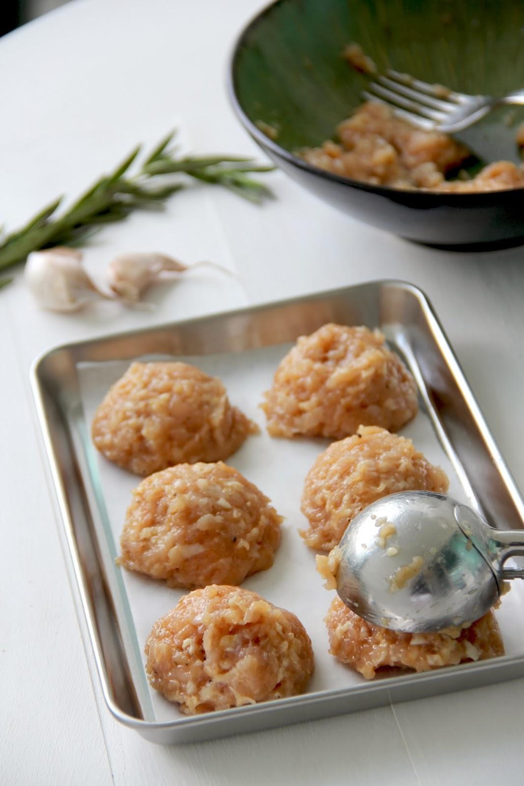 Fashion Gourmet: Gwyneth Paltrow's Japanese Chicken Meatballs