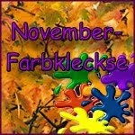 Novemberfarbklecks