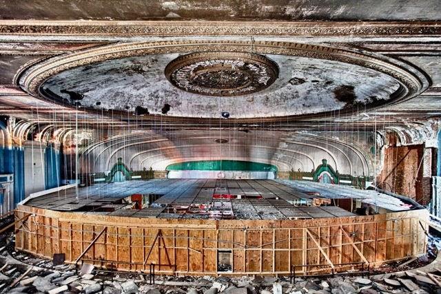 Los 32 lugares abandonados más bellos del mundo