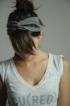 Cute head wrap Idea click on pick for directions~