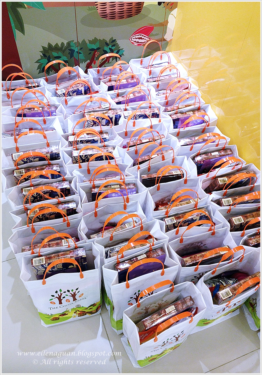 A Chocolate Party Will Not Be Complete Without Chocolates And Goo Bags So For Those Who Attends The Bag Filled With International Brands