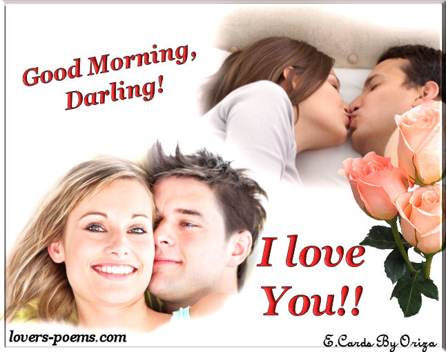 Good Morning Love Greetings good morning lo...