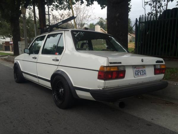 1984 Vw Jetta Turbo Diesel Buy Classic Volks