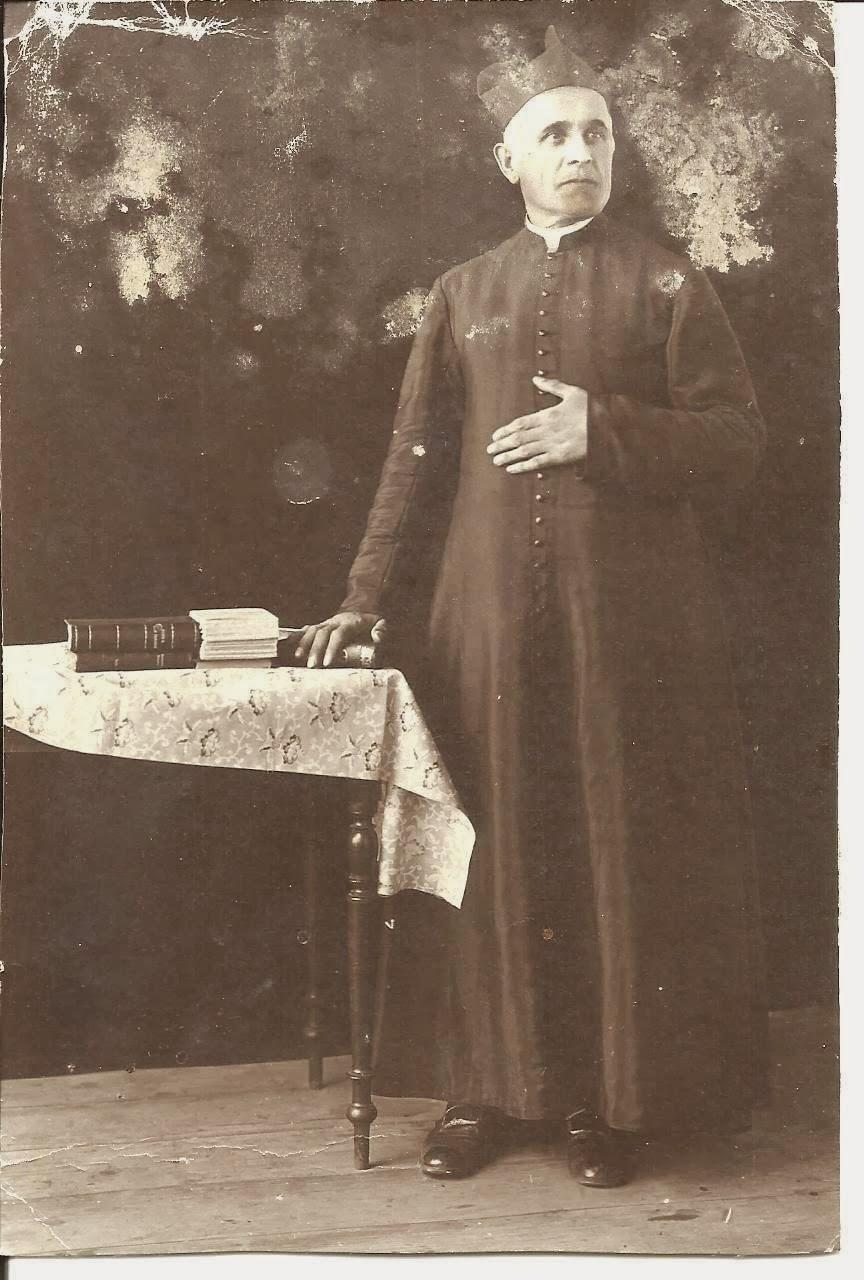 Monsenhor Henrique Volta