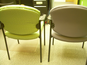 Boring Office Chairs