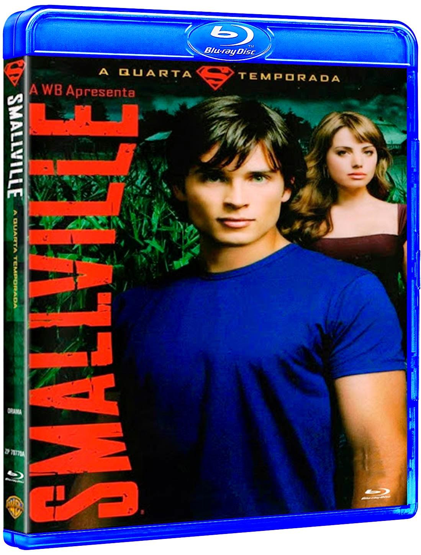 Smallville 4º Temporada (2004) Blu-Ray 720p Download Torrent Dublado