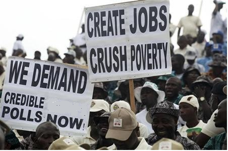 Nigerian dilemma: the Unemployment problem and economy growth