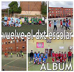 FOTOS: El deporte escolar regresa a las pistas