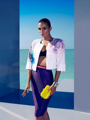 Lookbook H&M verano 2012