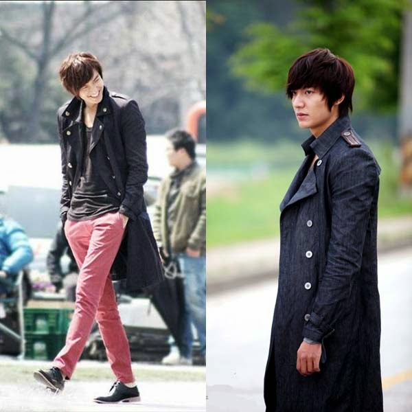Fashion Inspiration From Lee Min Ho Bio Street