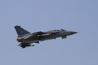 Tejas Fighters Will Be Raised In Bangalore.