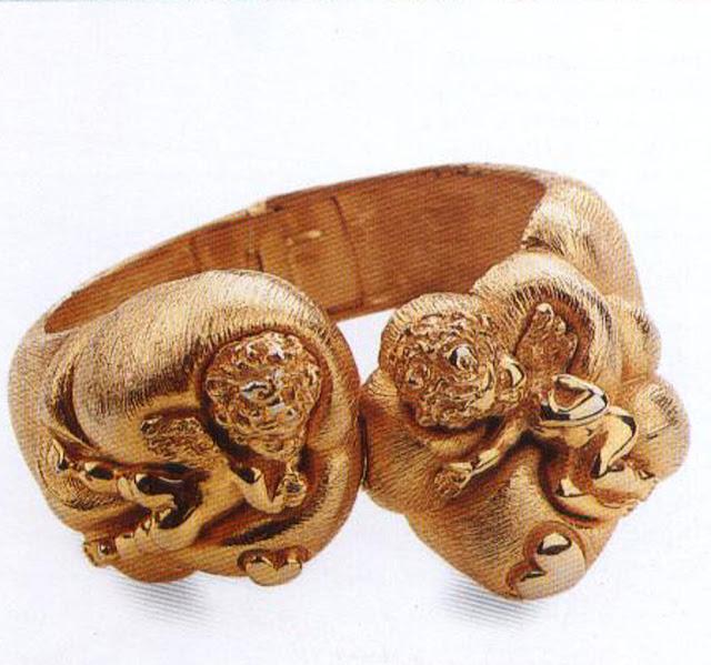 Tortolani Cuff Bracelet