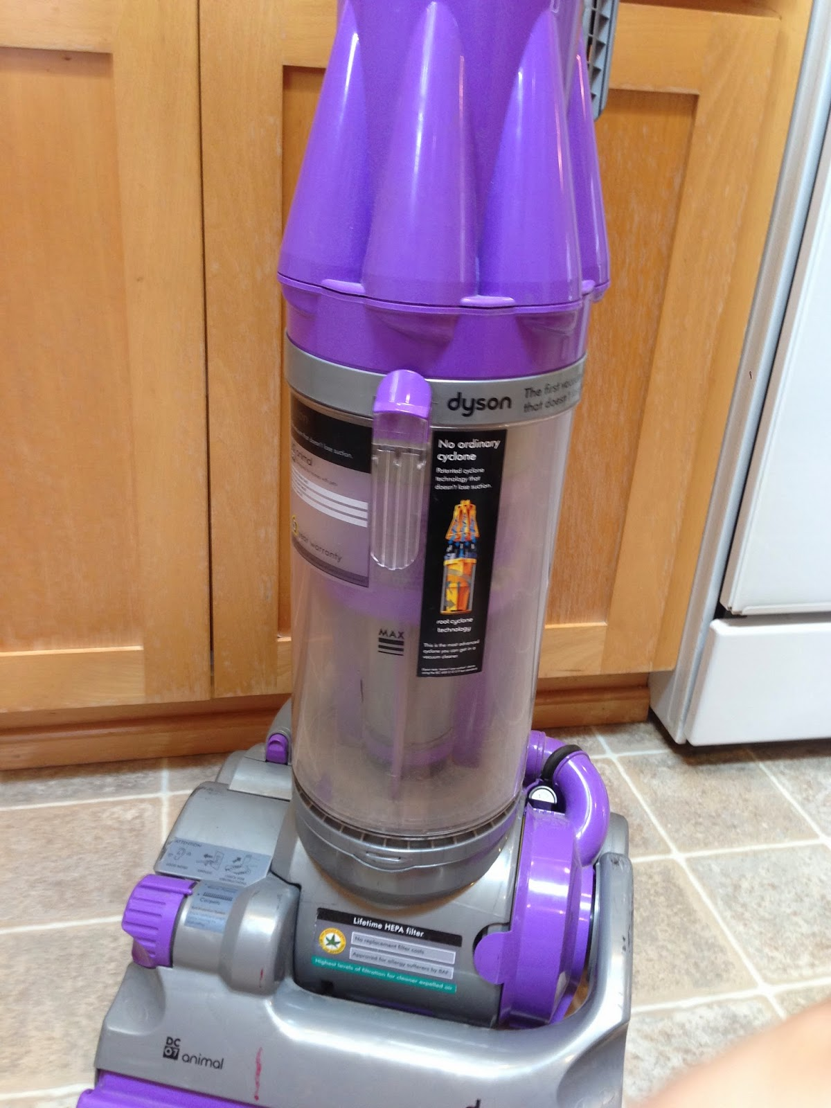 heidi 39 s bored the pinterest test clean your dyson. Black Bedroom Furniture Sets. Home Design Ideas
