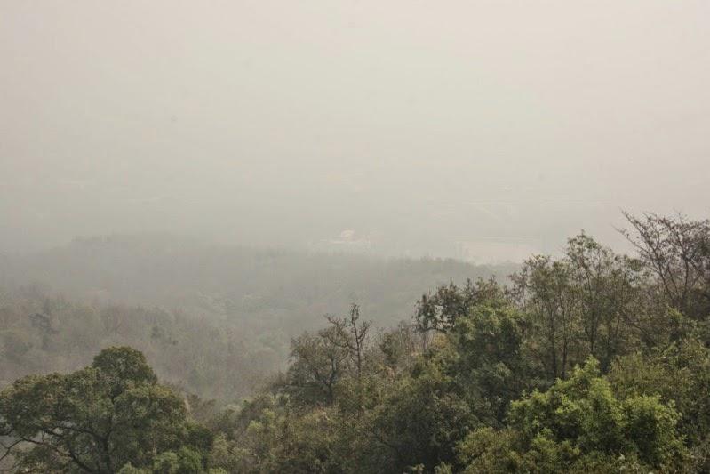 Smog Provinz Chiang Mai