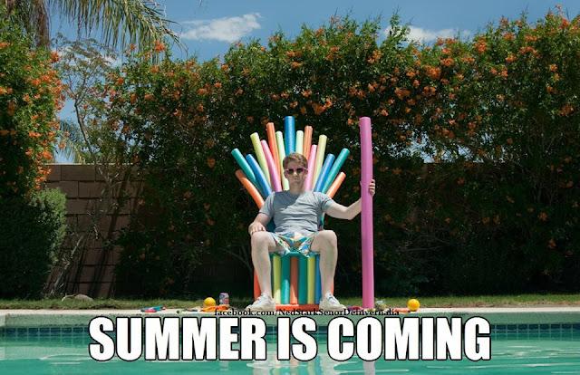 Summer is coming - Juego de Tronos en los siete reinos