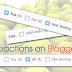 Thêm Reactions vào bài viết của blogspot