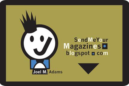 SendMeYourMagazines - Joel M. Adams