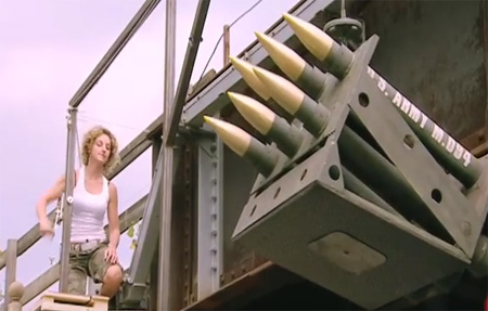 No Anti-Aircraft Missile Zone – Funny Video