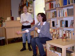 Író-olvasó találkozó