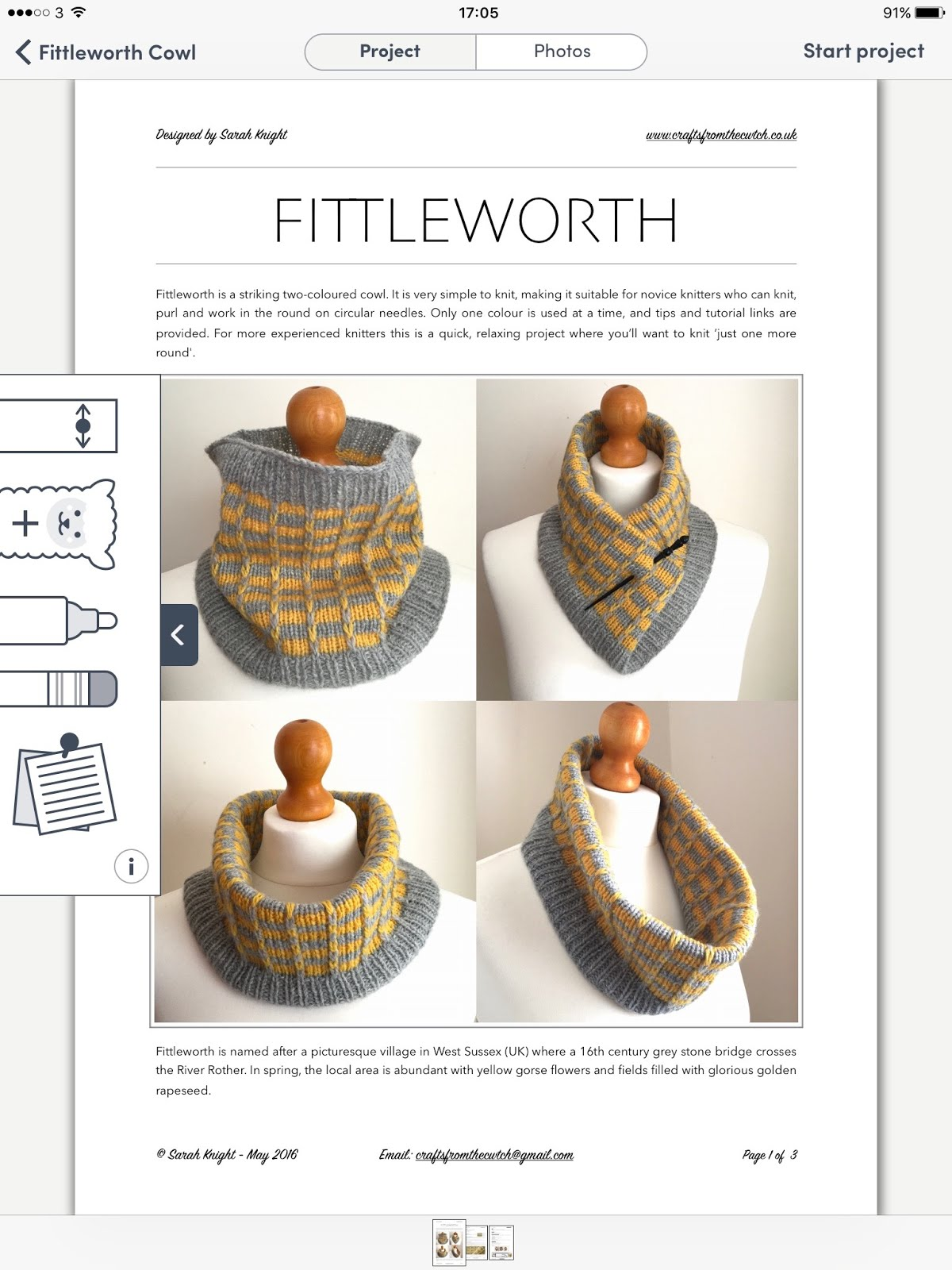 In Conversation With... Sophie Randel | Crafts from the Cwtch