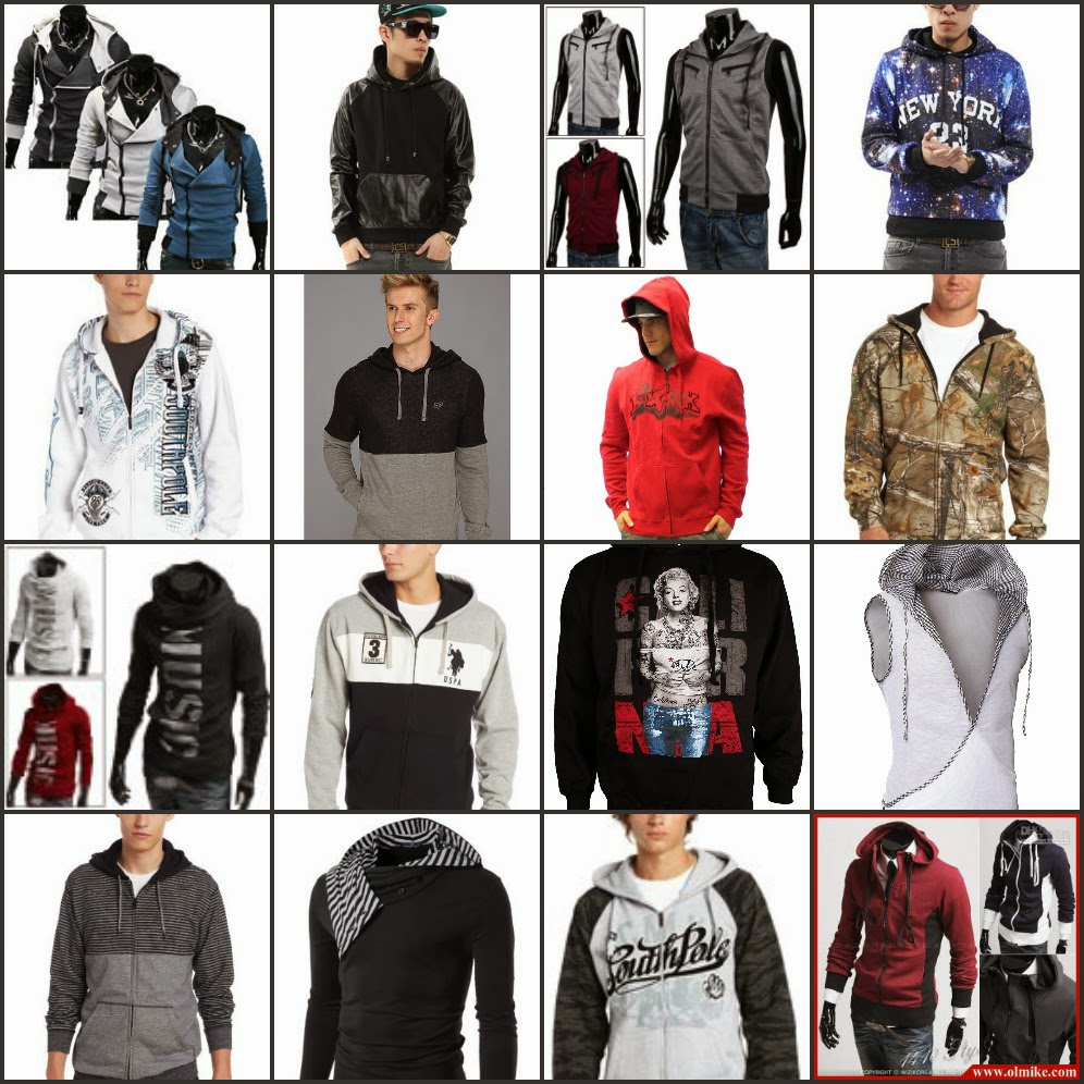 Fashion Hoodies & Sweatshirts