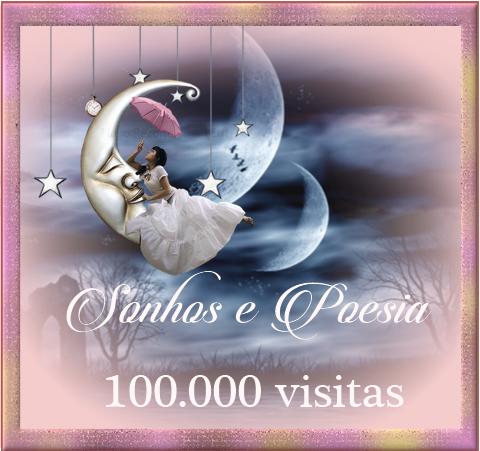 Selo 100.000 visitas