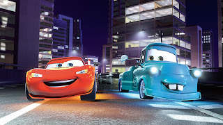 the cars, animation