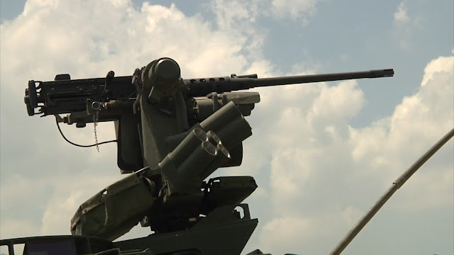 Weapons Guided system