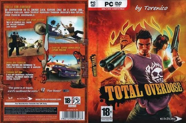 تحميل لعبة Total Overdose برابط مباشر