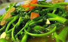 Resep masakan indonesia tumis kangkung spesial, enak, gurih, lezat, praktis, mudah